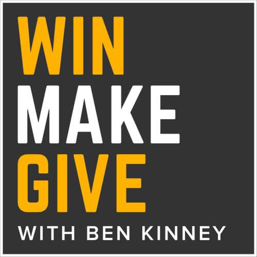Win. Make. Give.